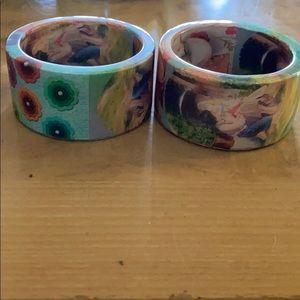 Set of 2 bangles